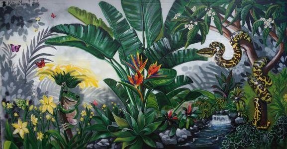 Rainforest for children